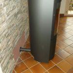 Le Stûv 30-compact offre une combustion de très haute qualité. Sa chambre en fonte et ses multiples points de distribution d'air, combinés avec son étanchéité importante garantissent un rendement élevé. La puissance peut être réglée entre 3 et 9kW